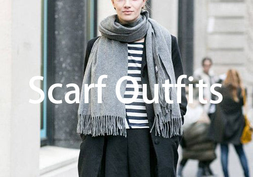 Scarf Outfits to Copy This Winter