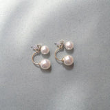 Chicnico Fashion Freshwater Pearl  Earring