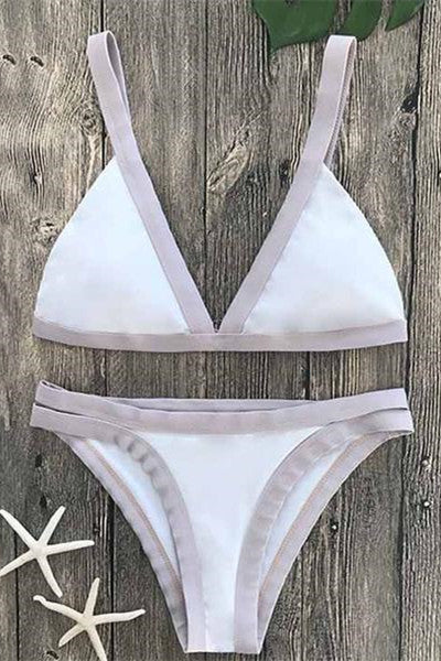 Chicnico Ecstatic Sexy Two Pieces Swimsuit Bikini Set