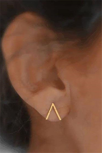 Chicnico Fashion Alloy Geometric Earring