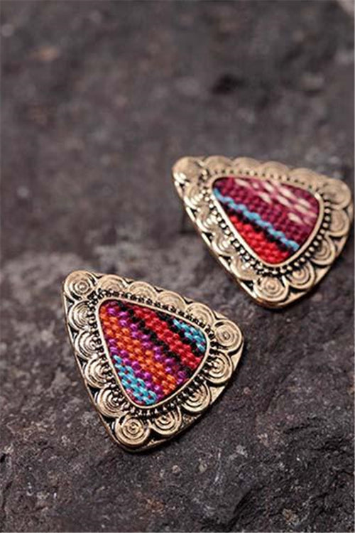 Boho Jewelry Casual Style Earrings
