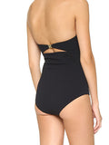 Chicnico Dark Dense Bathing Suit One Piece Bikini