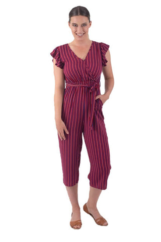 KIMBERLEY BREASTFEEDING JUMPSUIT