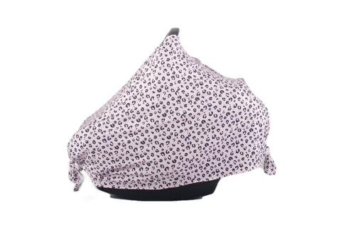 BREASTFEEDING COVER - LEOPARD