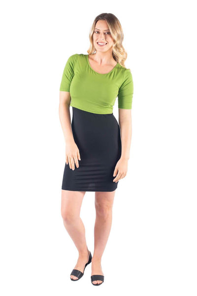 RHIANNON BREASTFEEDING 2 PIECE  GREEN