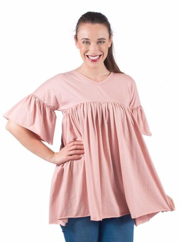 MACI BREASTFEEDING TOP - CLEARANCE