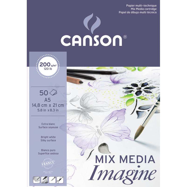 Canson Mix Media - Imagine