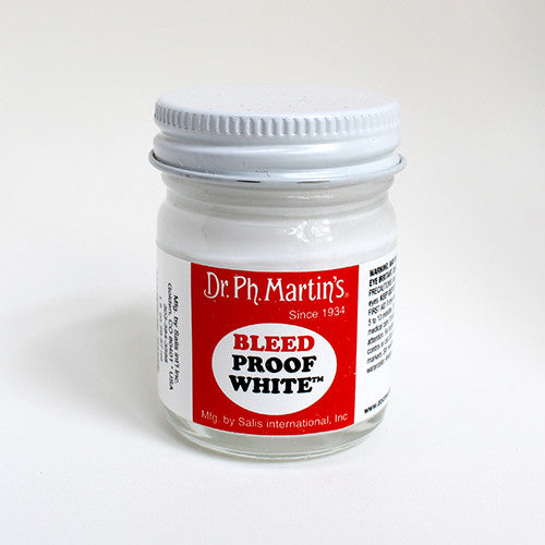 Dr. Martin's Bleed Proof White Calligraphy Ink