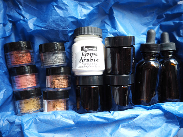 A Box of Pearl Ex Pigments