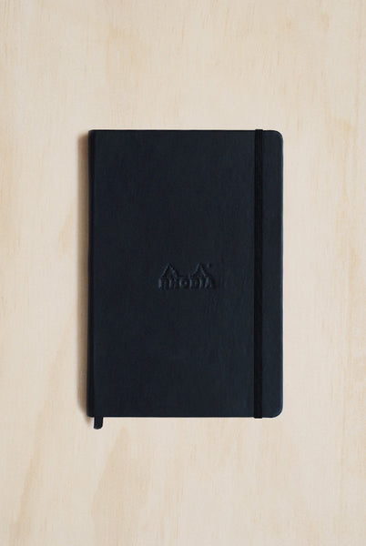 Rhodia Dot Grid Webnotebook Hardcover