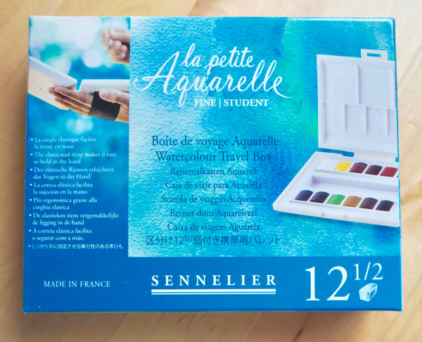 Sennelier Watercolour Sets