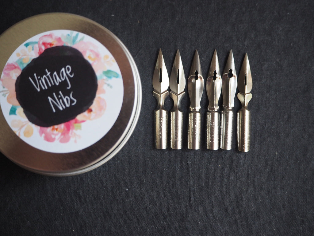 New Vintage Nib Bundle