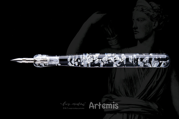 El Dorado and Artemis Pen Holder