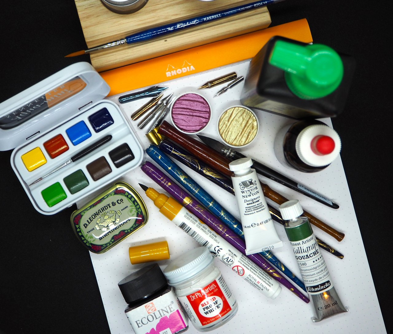 Calligraphy Supplies Australia