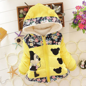 Hoodies - New 2016 Autumn & Winter  Minnie Hoodie Jacket
