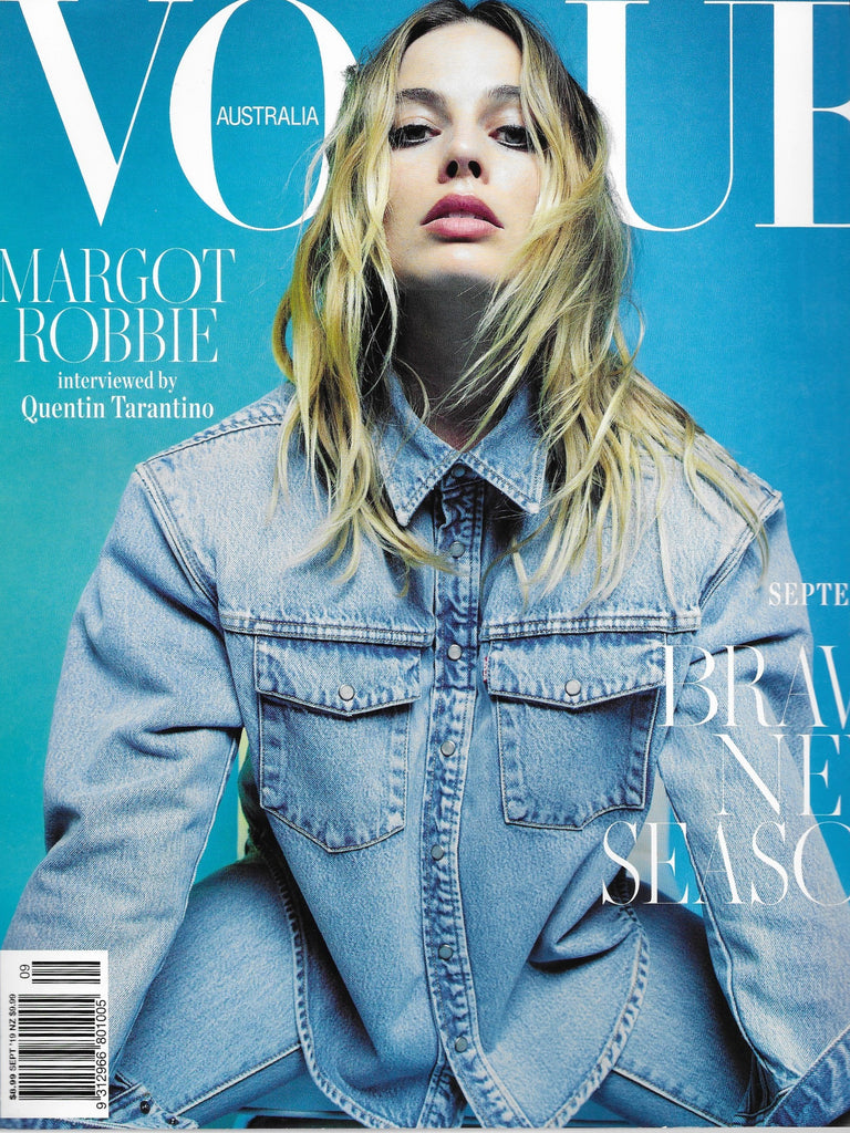 THE SEPTEMBER VOGUE ISSUE