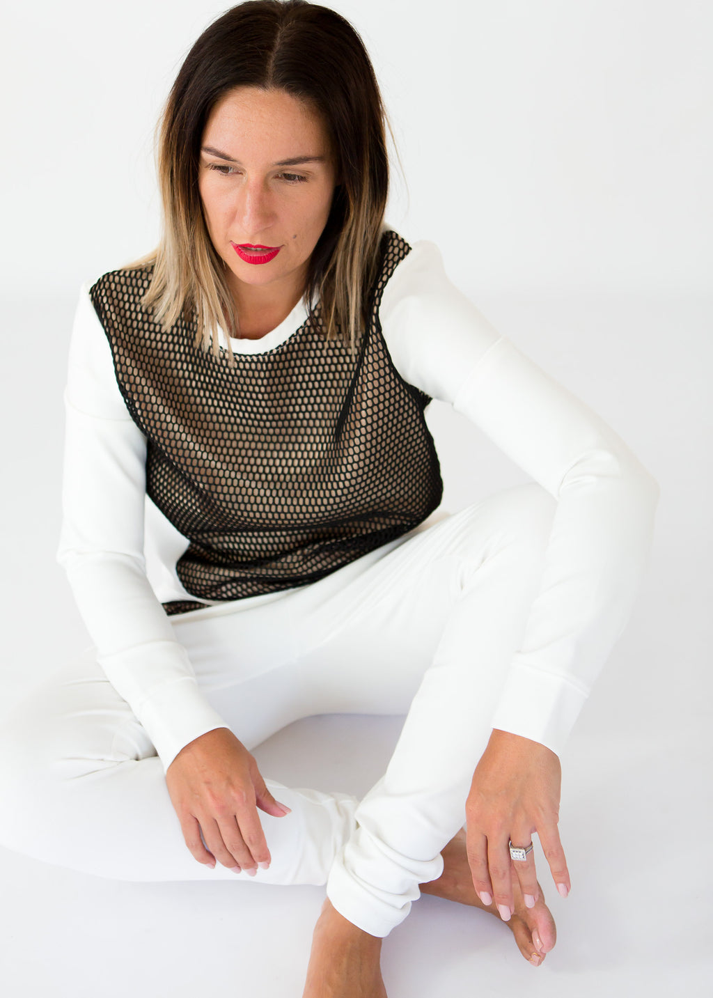 Sports Luxe Jumper