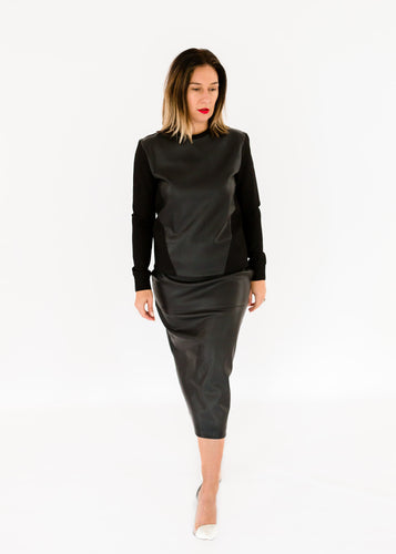 The Envy Pencil Skirt