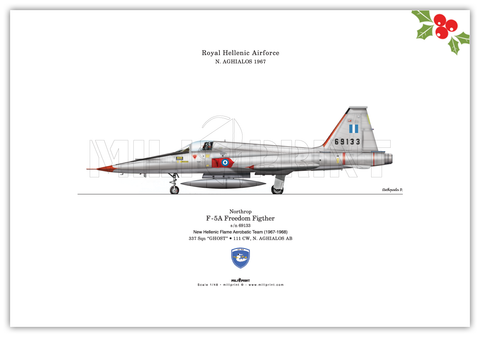 F-5A FREEDOM FIGTHER