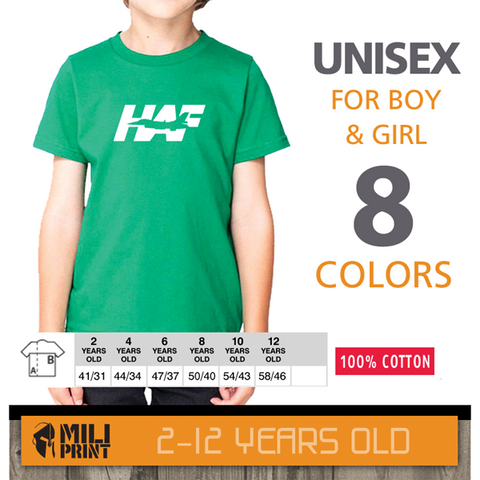 HAF F-16 - KIDS T-SHIRT