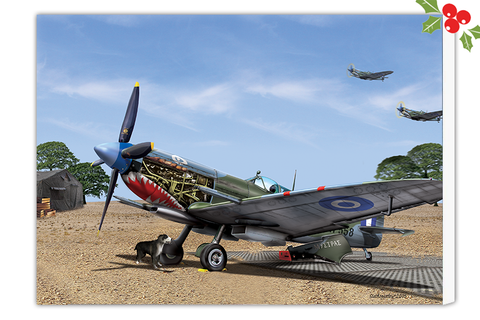 SPITFIRE CANVAS
