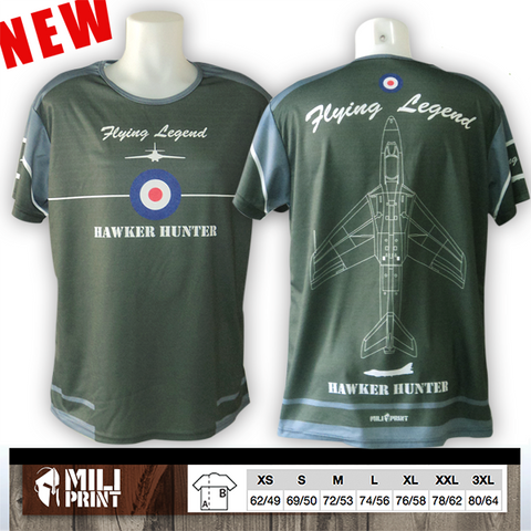 PRE-ORDER Hawker Hunter T-SHIRT