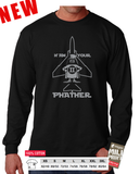 """I AM YOUR PHATHER"" F-4 SLEEVE T-SHIRT"