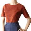 Cute as a button top LINESCAPE Dragstar Ethical womens fashion made in Sydney