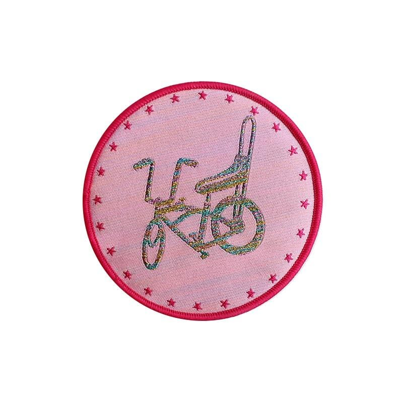 Dragstar Patch - Pink