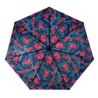 Aus Collection Foldable Umbrella - Rosella