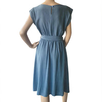 Dragstar Bateau Dress - Blue