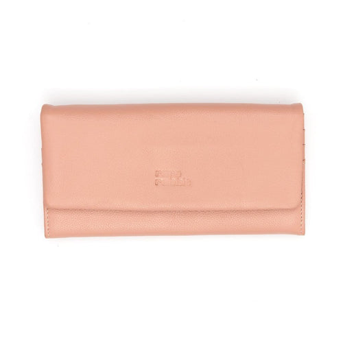 Rare rabbit handmade leather wallet sustainable ethical fashion Dragstar