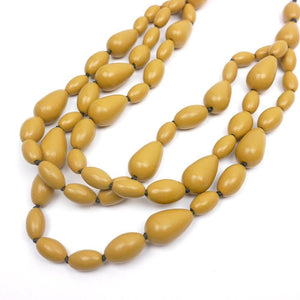 Northern Lights Necklace - butterscotch