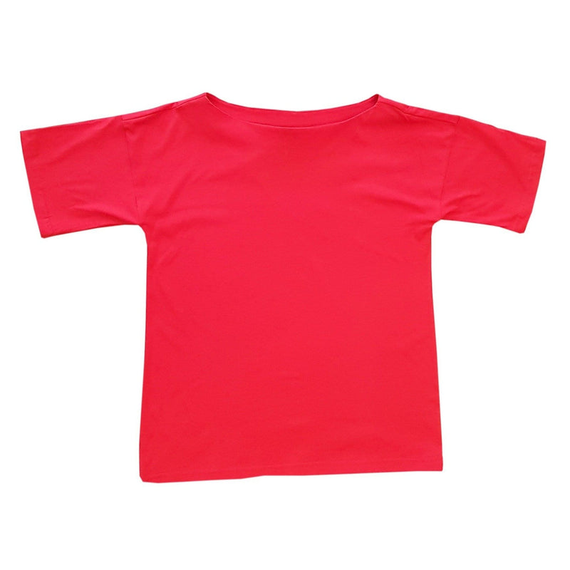 Dragstar Oversized Tee - Red