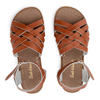 Salt Water Retro Sandals - Tan