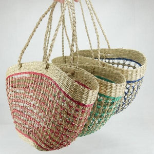 Seagrass Net Bag - Red