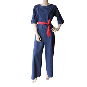 Dragstar Cotton Boilersuit Jumpsuit made in Australia ethical Fashion