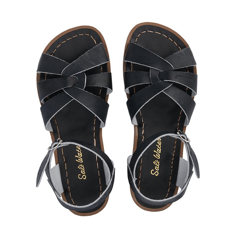 Salt Water Original Sandals - Black