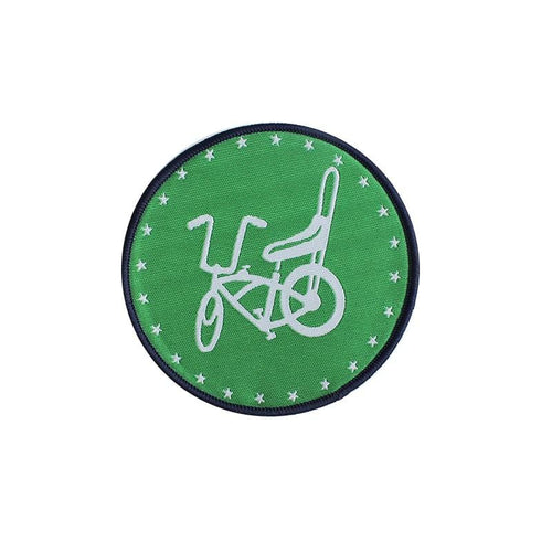 Dragstar Patch - Green