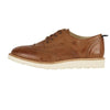 Tan Brando Brogue shoe By Young Soles UK