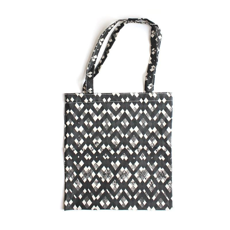 Carry Bag - Black Diamonds