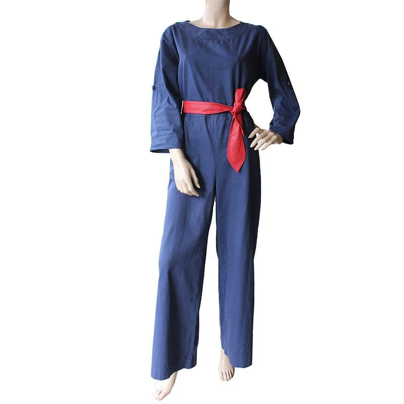 Boilersuit By Dragstar Clothing Ethical Womens fashion Made in Australia