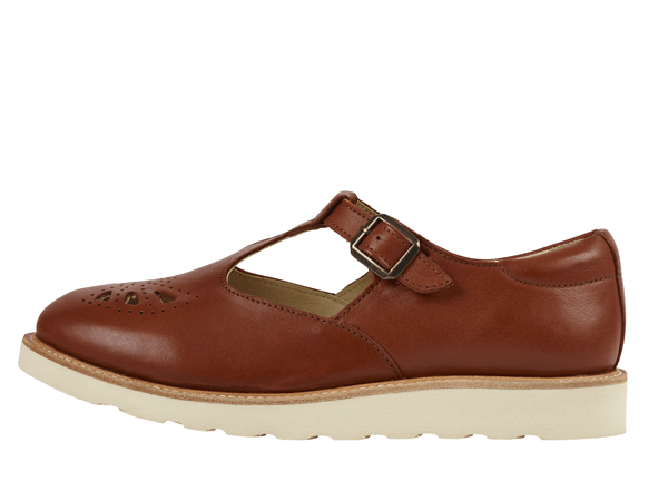 Rosie t-bar shoe By Young Soles UK