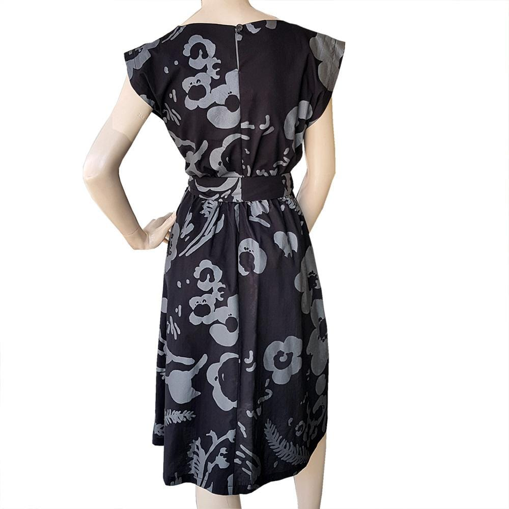 Dragstar Bateau Dress - Botanical