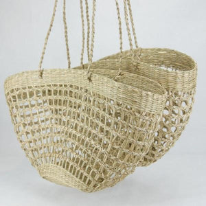 Seagrass Net Bag - natural