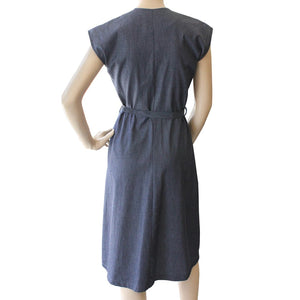Dragstar Happy Dress - Denim Look