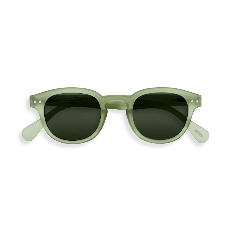 Izipizi Sunglasses Collection C Bloom - Peppermint