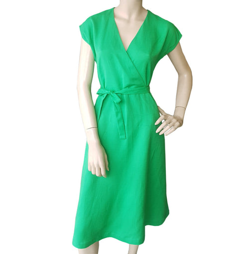 Dragstar Happy Dress - Emerald Green Dragstar Ethical womens fashion made in Sydney