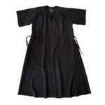 Dragstar House Party Dress - black 100% tencel Ethical womens fashion made in Sydney Australia