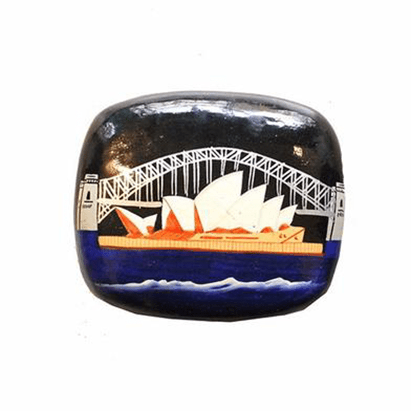 Sydney Paper Mache Box - Medium